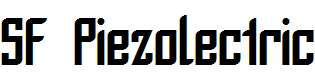 SF-Piezolectric