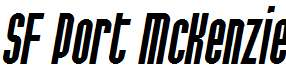 SF-Port-McKenzie-Italic
