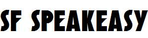 SF-Speakeasy