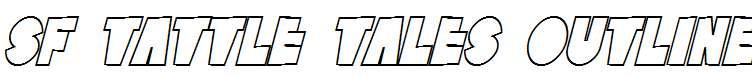 SF-Tattle-Tales-Outline-Italic