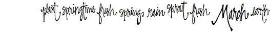 SP-Springtime