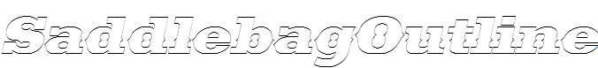 SaddlebagOutline-Italic-1-