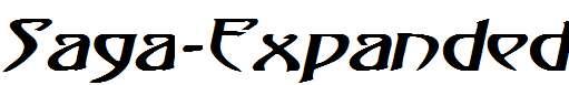 Saga-Expanded-Bold-Italic