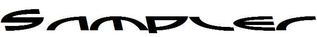 Sampler-A-Italic