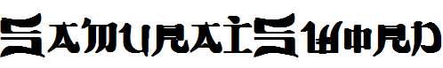 SamuraiSword