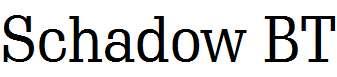 Schadow-BT