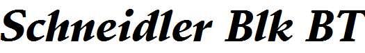 Schneidler-Black-Italic-BT-copy-1-