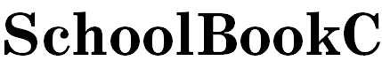 SchoolBookC-Bold
