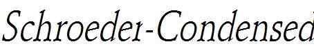 Schroeder-Condensed-Italic-1-