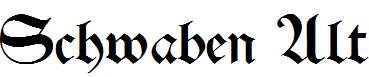 Schwaben-Alt-Bold