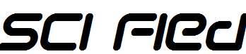 Sci-Fied-Italic