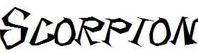 Scorpion-Black