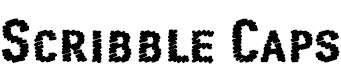 Scribble-RegularCaps