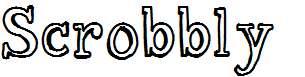 Scrobbly-