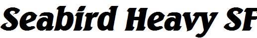 Seabird-Heavy-SF-Bold-Italic