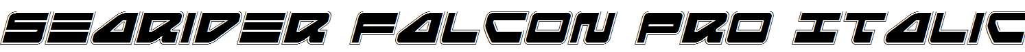 Searider-Falcon-Pro-Italic