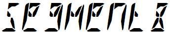 Segment8-Bold-Italic