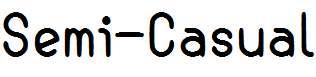 Semi-Casual