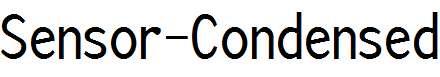 Sensor-Condensed-Normal
