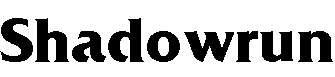 Shadowrun-Bold