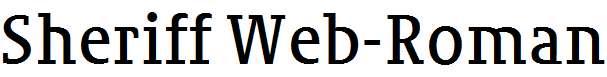 Sheriff-Web-Roman