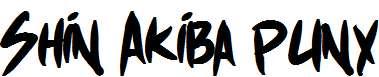 Shin-Akiba-punx-Bold