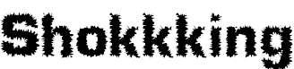 Shokkking-Black