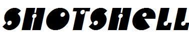 ShotShell-Italic