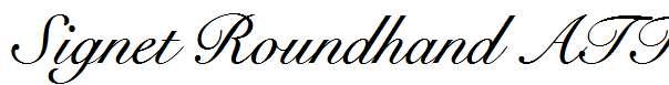 Signet-Roundhand-ATT-Italic
