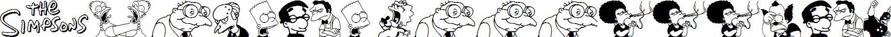 Simpsons-Mmmm.Font