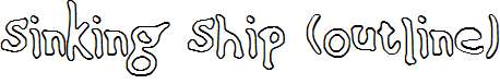 Sinking-Ship-(outline)