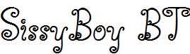 SissyBoy-BT-Roman