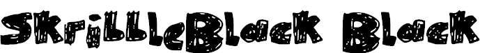SkribbleBlack-Black