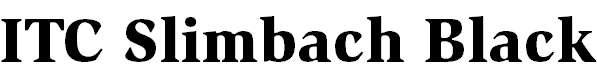 Slimbach-Black