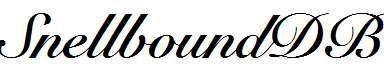 SnellboundDB-Bold