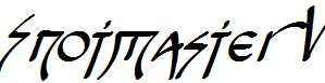 Snotmaster-V-Italic
