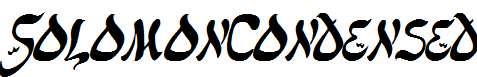 SolomonCondensed-Italic-1-
