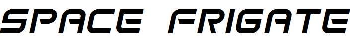 Space-Frigate-Italic