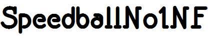SpeedballNo1NF-Bold