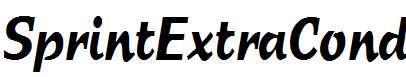 SprintExtraCond-Regular