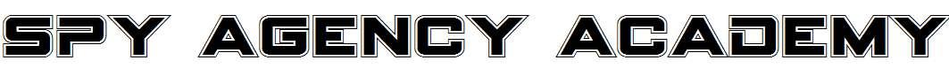 Spy-Agency-Academy