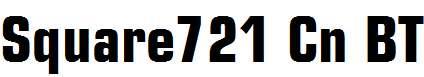 Square-721-Bold-Condensed-BT
