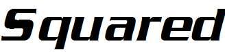 Squared-Italic