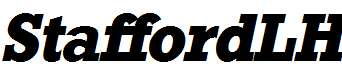 StaffordLH-Bold-Italic