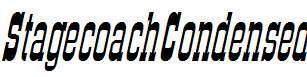 StagecoachCondensed-Italic