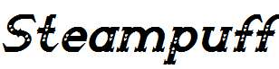 Steampuff-Italic
