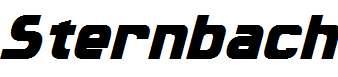 Sternbach-Italic