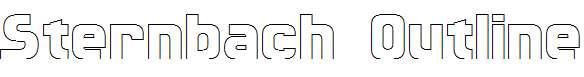 Sternbach-Outline