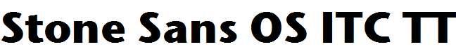 Stone-Sans-OS-ITC-TT-Bold