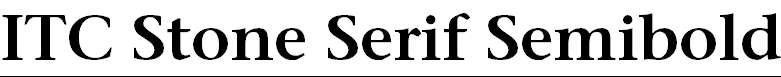 StoneSerif-Semibold